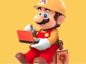 Super Mario Maker 3DS Image