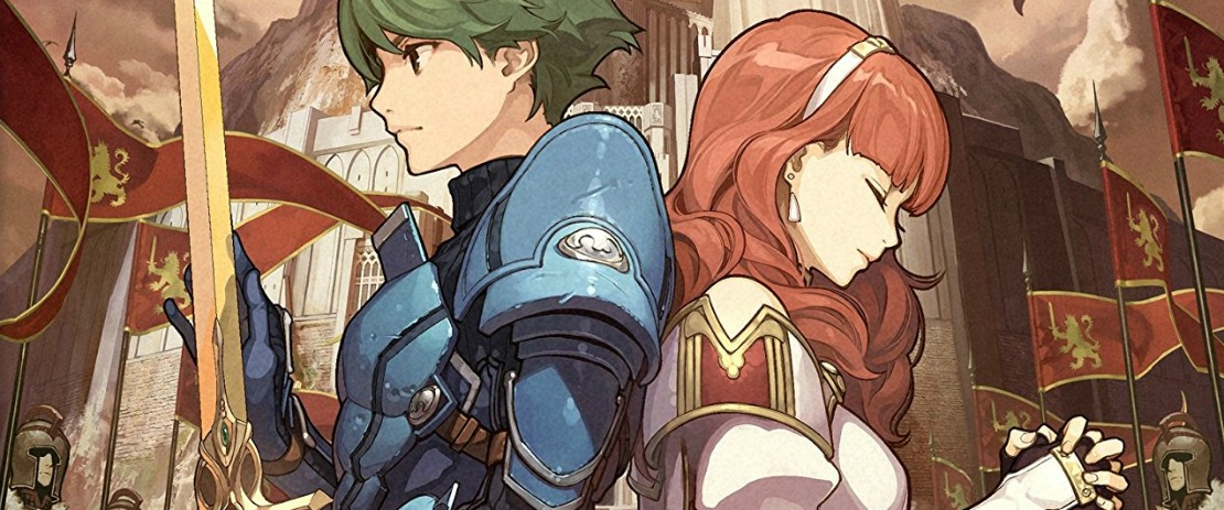 Fire Emblem Echoes: Shadows Of Valentia Announced For Nintendo 3DS