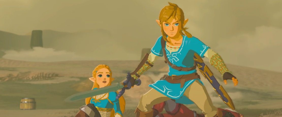 The Legend Of Zelda: Breath Of The Wild Cleans Up At The