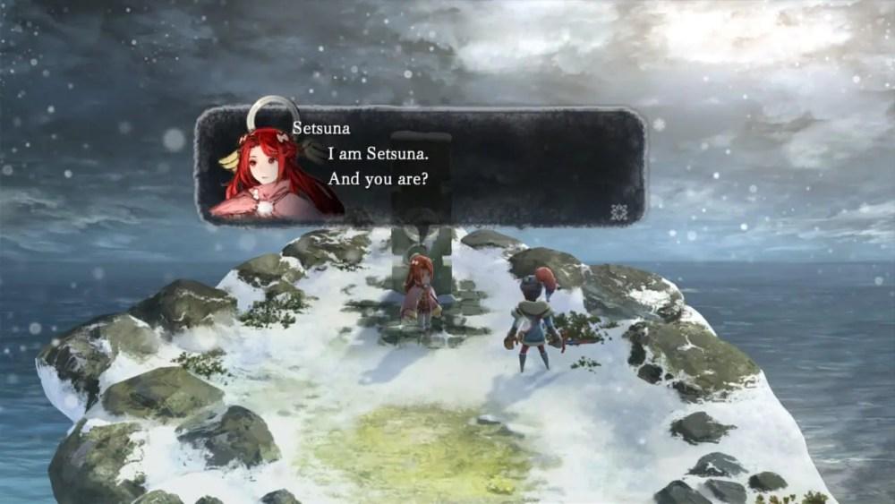 I Am Setsuna Switch Review Screenshot 1