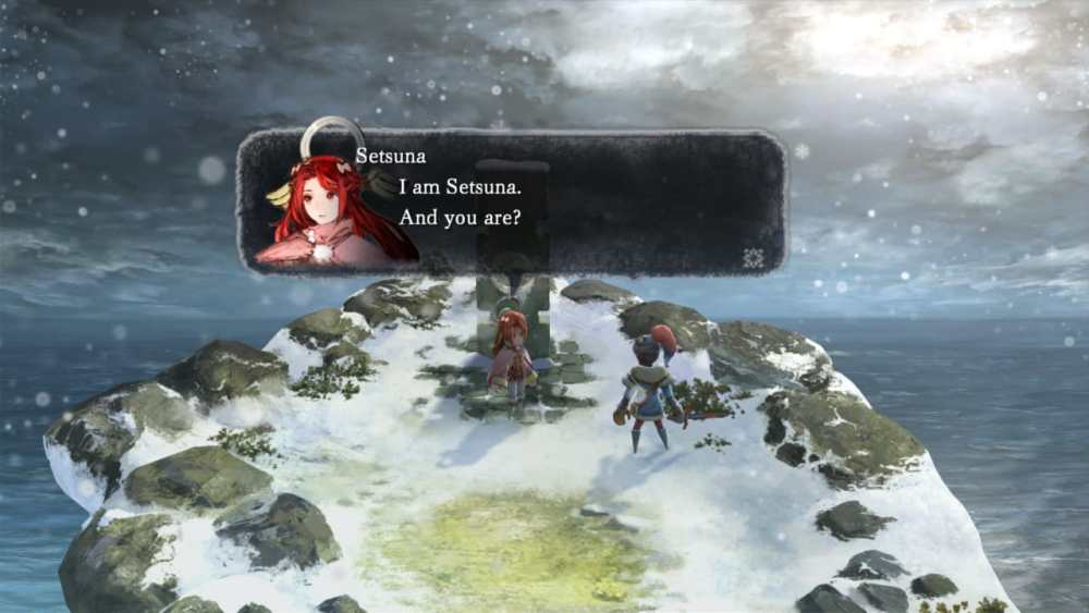 I Am Setsuna Switch Review Screenshot 1