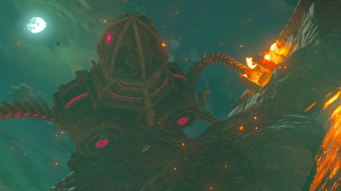 The Legend of Zelda: Breath of the Wild Review Screenshot 2