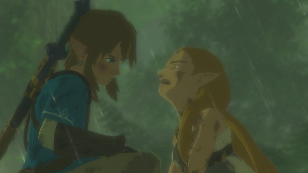 The Legend of Zelda: Breath of the Wild Review Screenshot 4