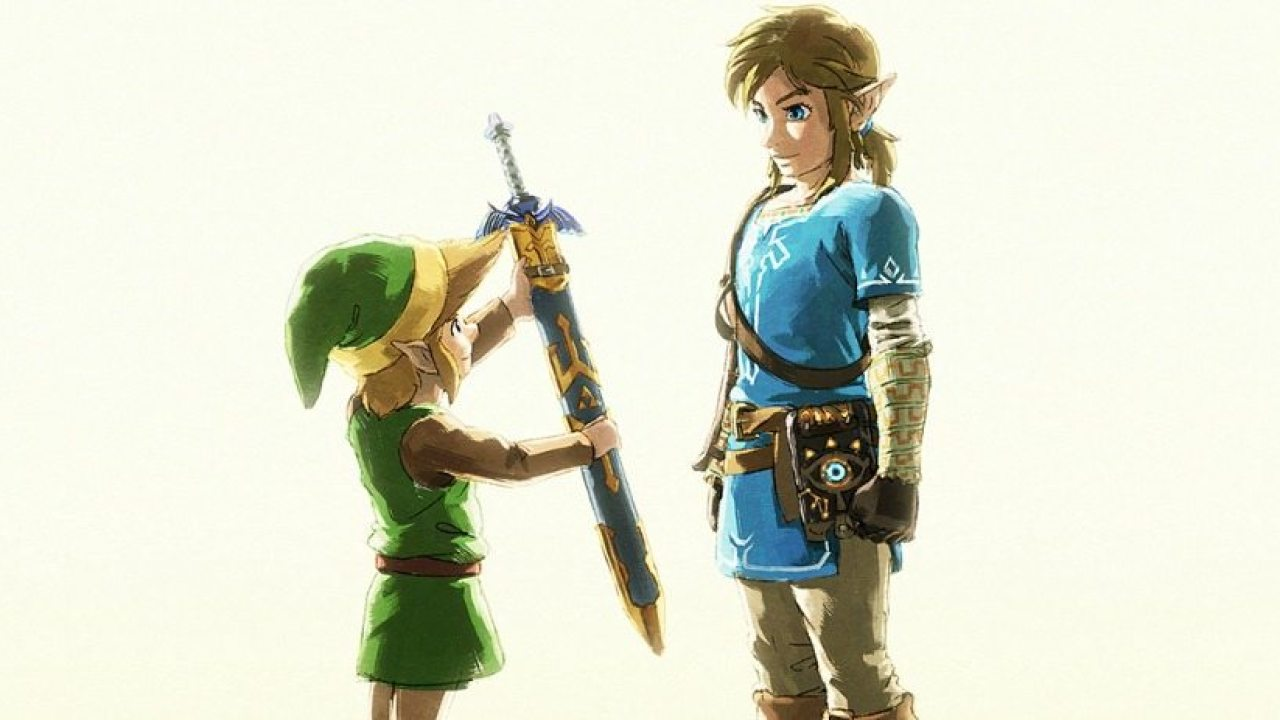 Nintendo Say Thanks With Free The Legend Of Zelda Breath Of The