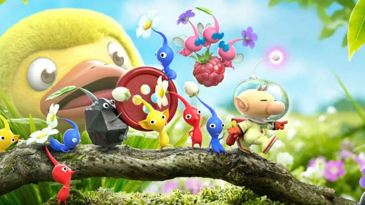 Arzest Behind Hey Pikmin Development Nintendo Insider