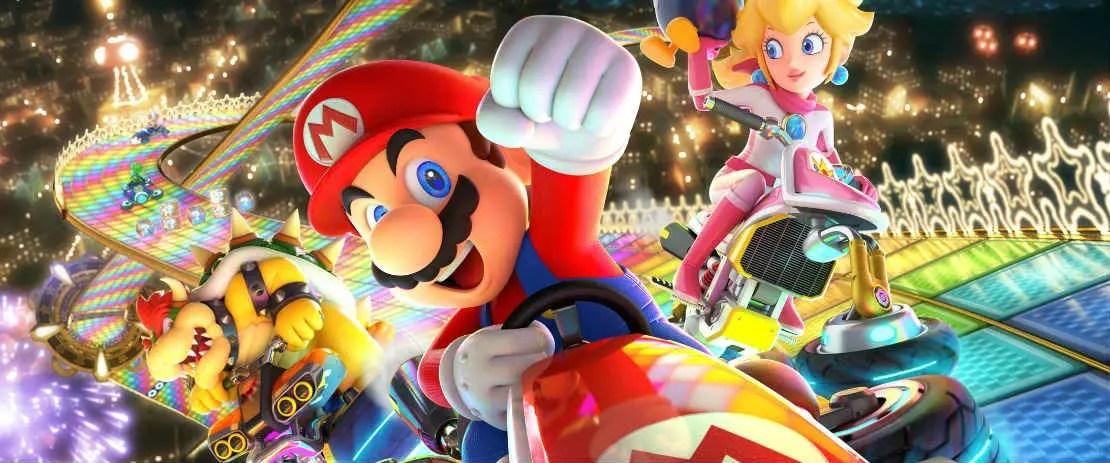Matchmaking Mario Kart 8 Dating tante van de