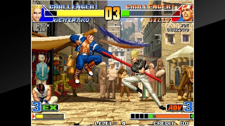 the-king-of-fighters-98-review-screenshot-1