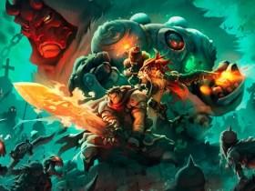 Battle Chasers: Nightwar Art