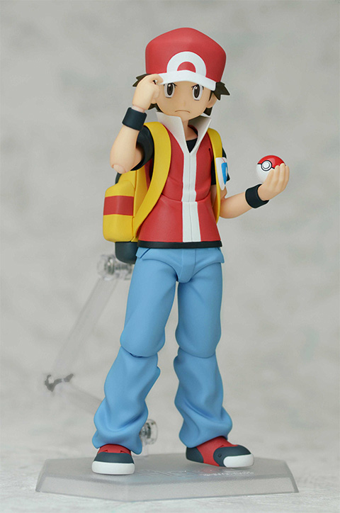 pokemon-trainer-red-figma-figure