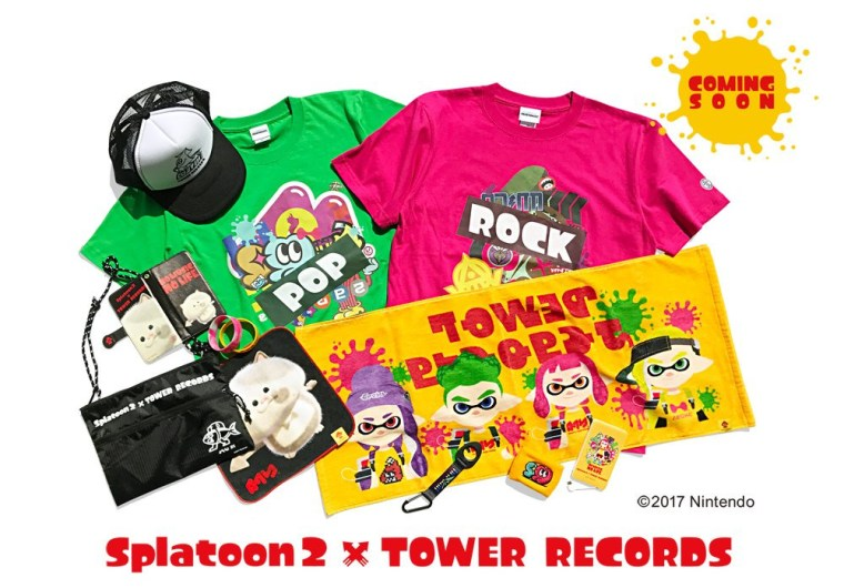 splatoon-2-tower-records-2017-summer-sale-merchandise