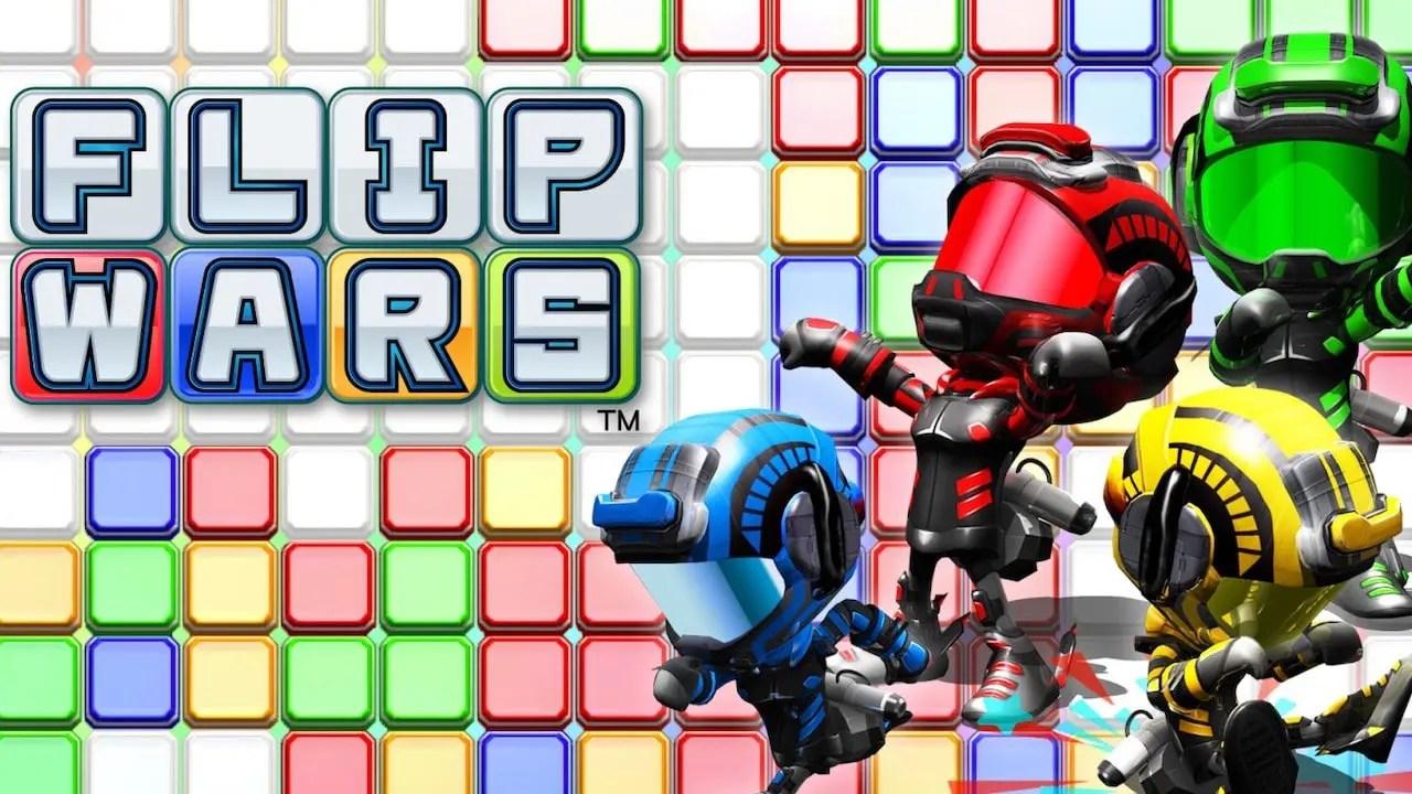 Flip Wars Review Header