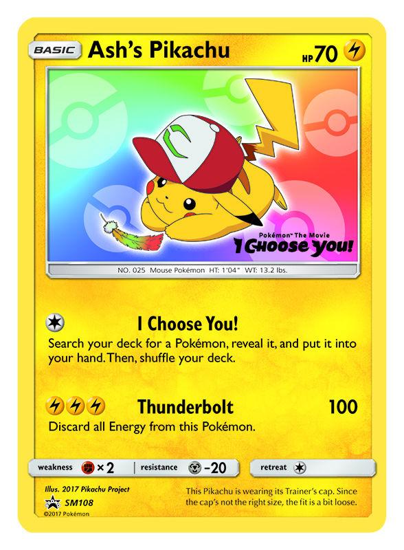 Grab An Ash Hat Pikachu Qr Code And Pokémon Tcg Card When You See