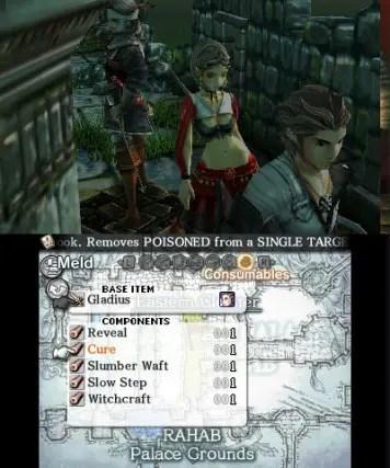 Crimson Shroud Review Screenshot 4