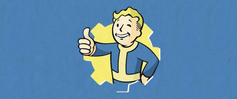 Fallout 4 Vault Boy Image