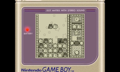 Kirby's Star Stacker Review Screenshot 2