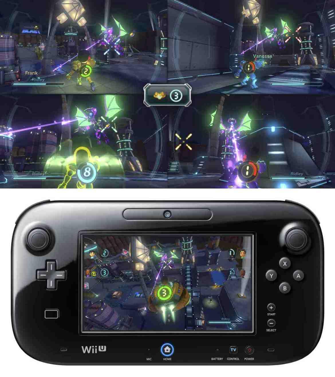 Nintendo Land Review Screenshot 2
