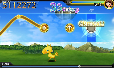 Theatrhythm Final Fantasy Review Screenshot 3