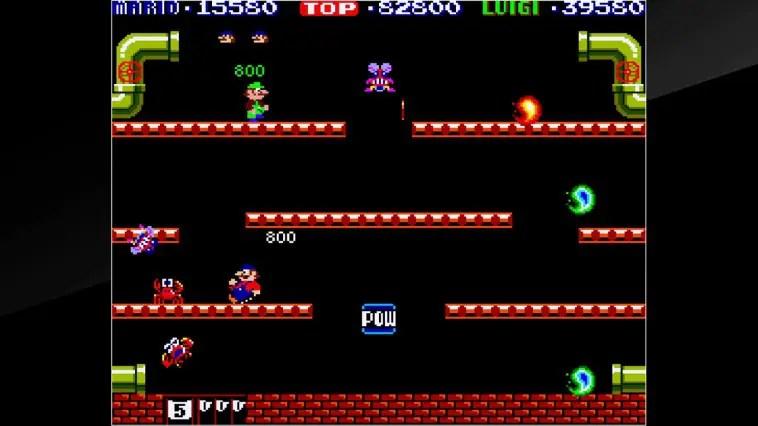 arcade-archives-mario-bros-review-screenshot-1