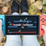 Arcade Archives Mario Bros. Review Header