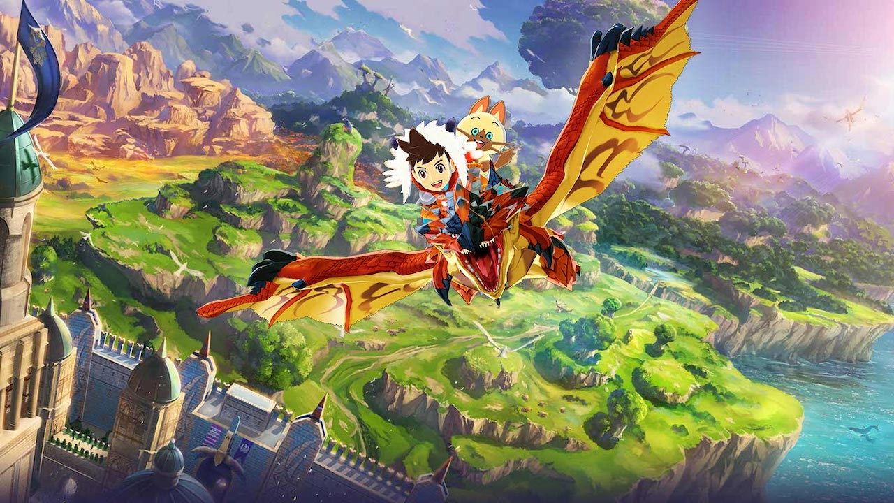 Monster Hunter Stories Review Header