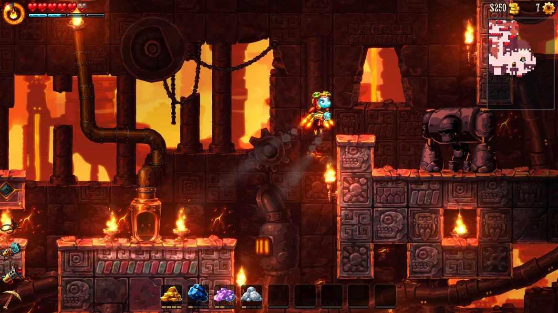 steamworld-dig-2-review-screenshot-3