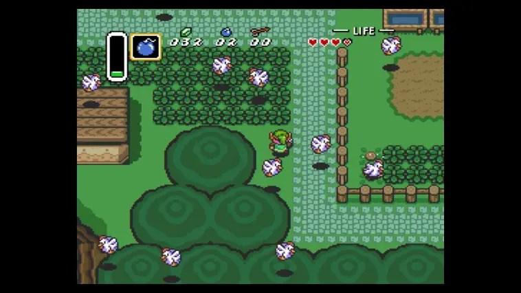 the-legend-of-zelda-a-link-to-past-review-screenshot-1
