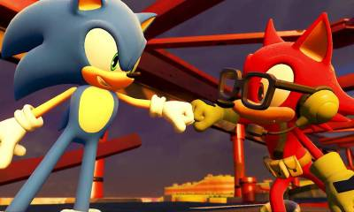 Sonic Forces Review Header