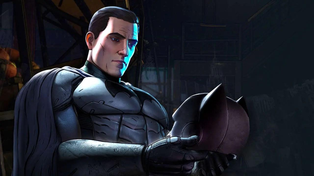 Batman: The Telltale Series Review Header