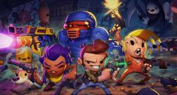 Enter The Gungeon Main Header