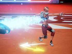 Disc Jam Screenshot
