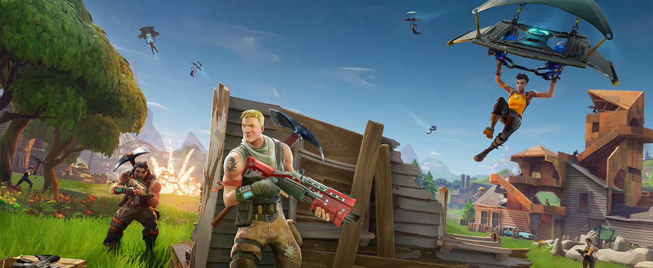 Epic Games Interested In Releasing Fortnite On Nintendo