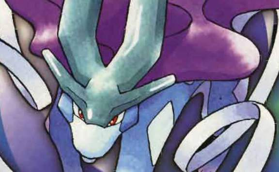 Pokémon Crystal Main Header