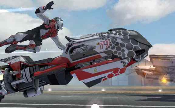Riptide GP: Renegade Main Header