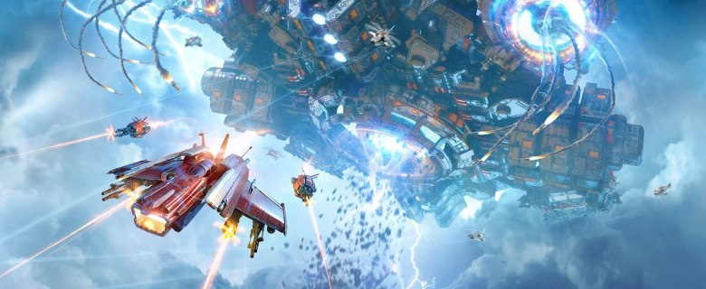 Sky Force Reloaded Main Header