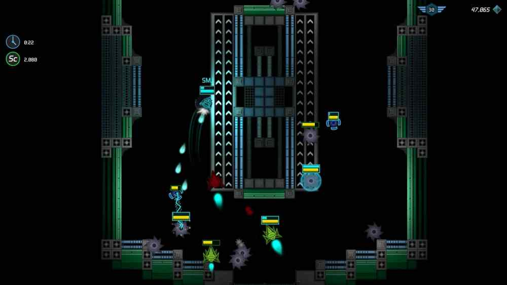Aperion Cyberstorm Review Screenshot 2