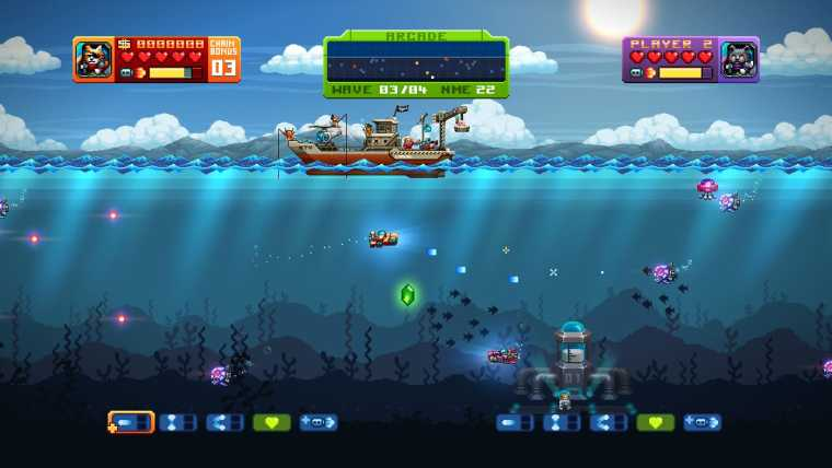 Aqua Kitty UDX Review Screenshot 1