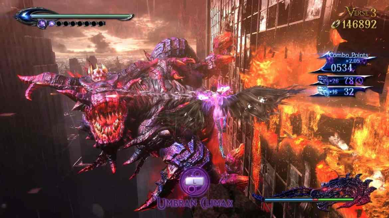 Bayonetta 2 Review Screenshot 2