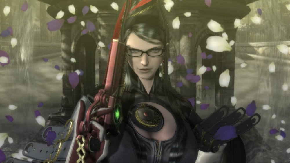 Bayonetta Review Screenshot 1