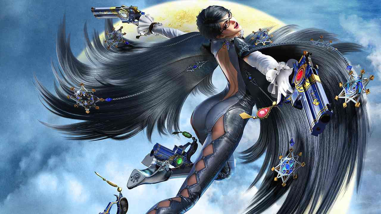 Bayonetta 2 Review Header