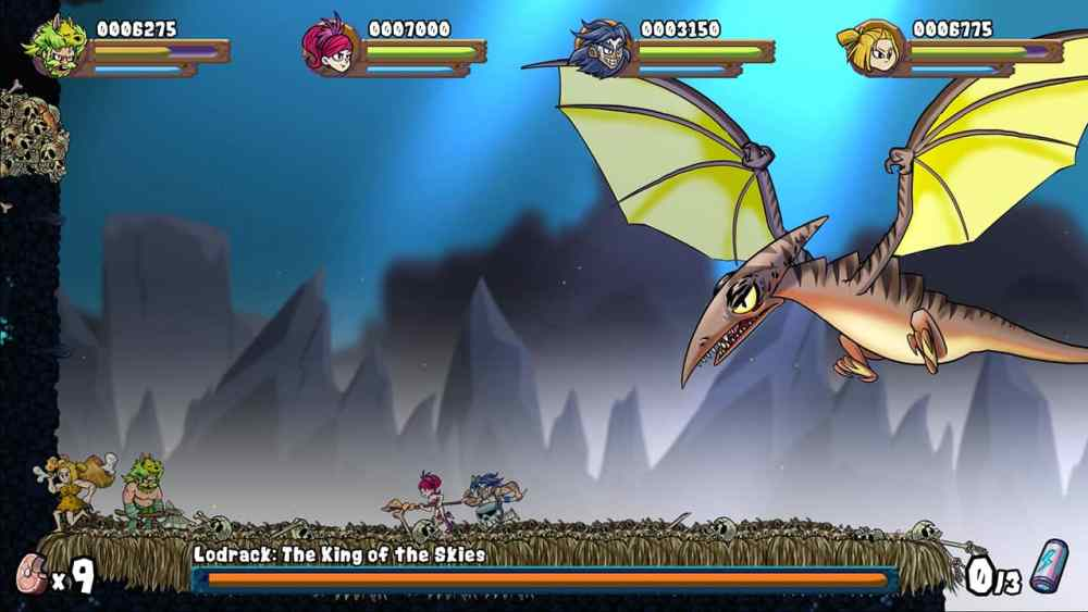 Caveman Warriors Review Screenshot 2