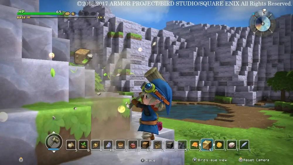 Dragon Quest Builders Review Screenshot 1