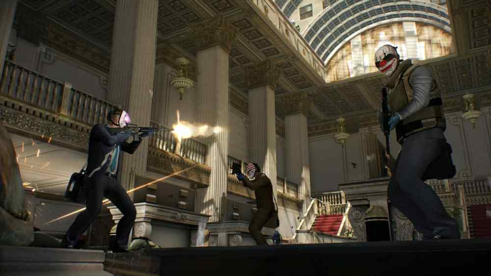Payday 2 Review Review Screenshot 1