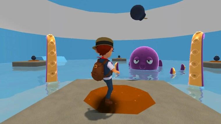 Poi: Explorer Edition Review Screenshot 2