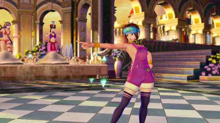 SNK Heroines: Tag Team Frenzy Costumes Screenshot 4