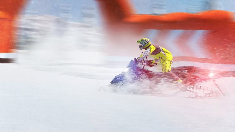 Snow Moto Racing Freedom Switch Review Screenshot 2