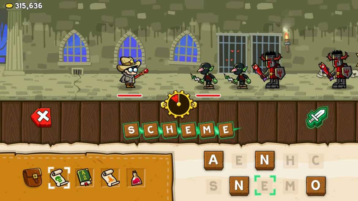 Spellspire Review Screenshot 1