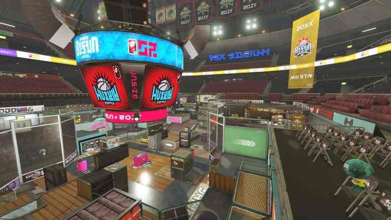 Splatoon 2 Goby Arena Screenshot 4