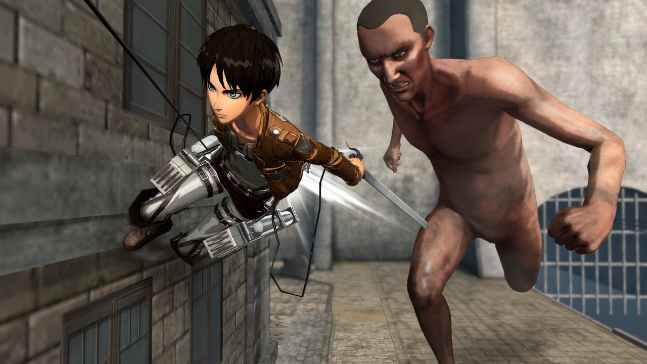 Attack On Titan 2 Review – Switch – Nintendo Insider