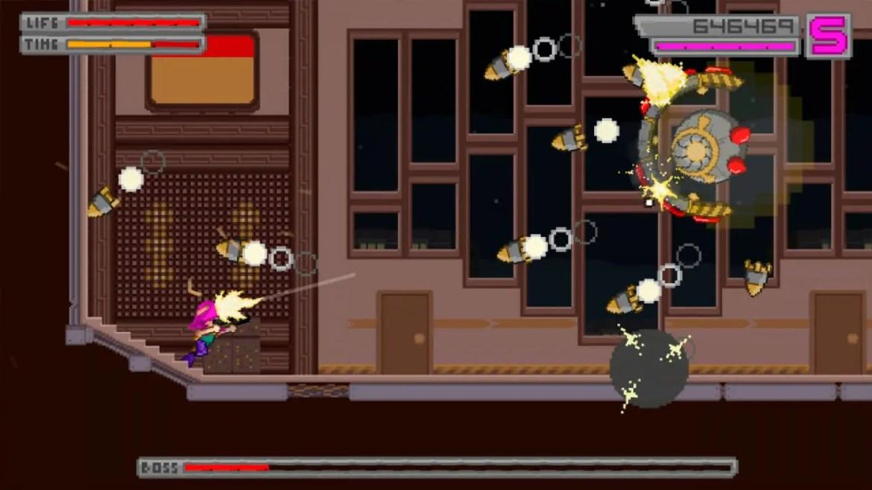 Bleed Review Screenshot 1