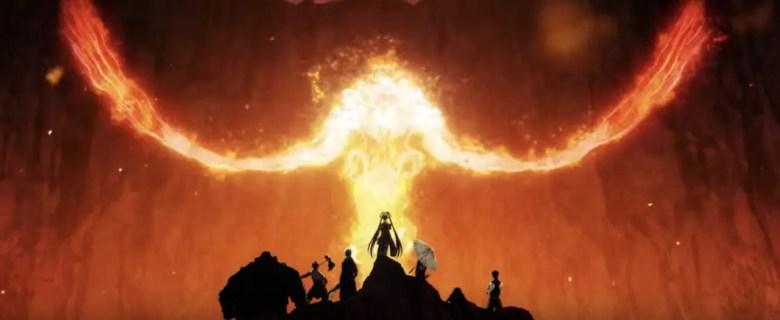God Wars: The Complete Legend Artwork